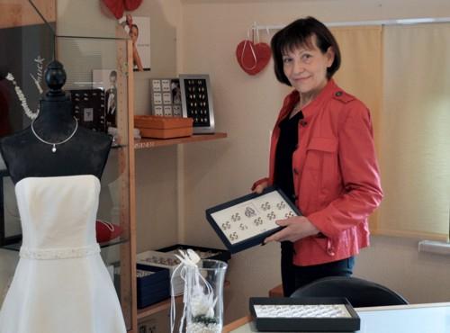 Hochzeitsringe präsentiert von Goldschmiedemeisterin Christine Molzahn